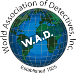 World Association of Detectives - Established 1925